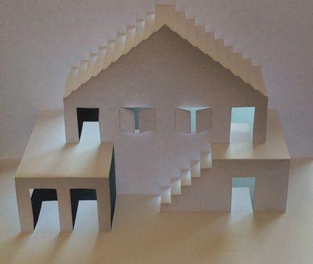 Kirigami d'architecte