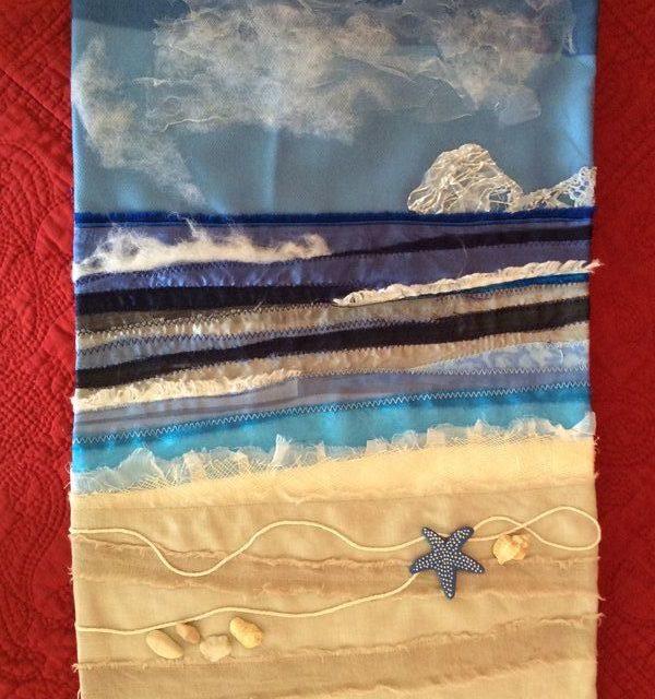 Art textile – à suspendre