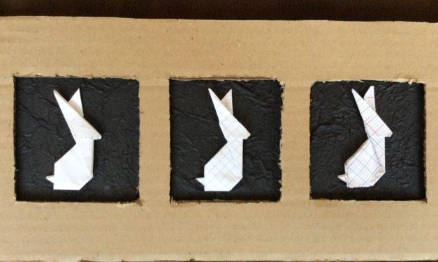 Triptyque de Lapins