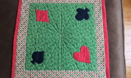 Tapis de cartes