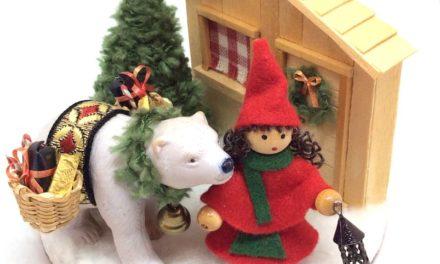 L'ours de Noël